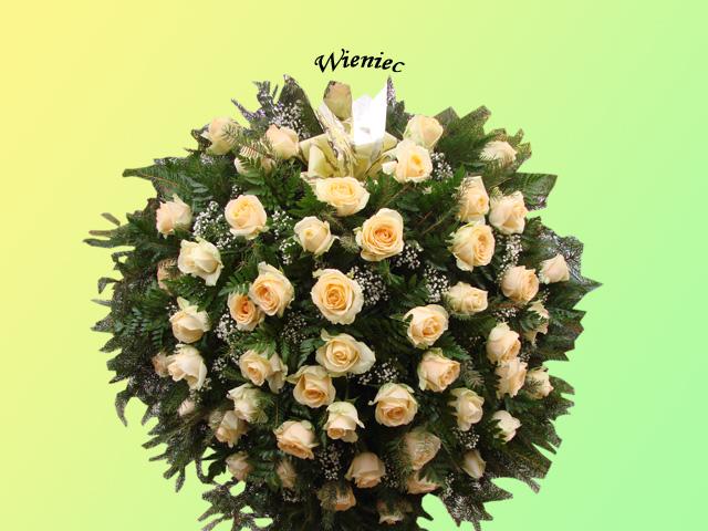 Kwiaty i wieńce na grób 11 - Zakład Pogrzebowy Anioł