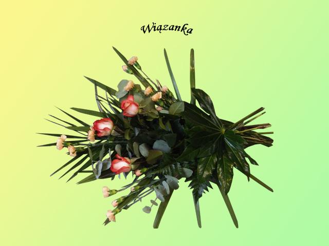 Kwiaty i wieńce na grób 12 - Zakład Pogrzebowy Anioł