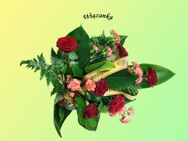 Kwiaty i wieńce na grób 13 - Zakład Pogrzebowy Anioł