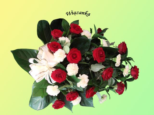 Kwiaty i wieńce na grób 14 - Zakład Pogrzebowy Anioł