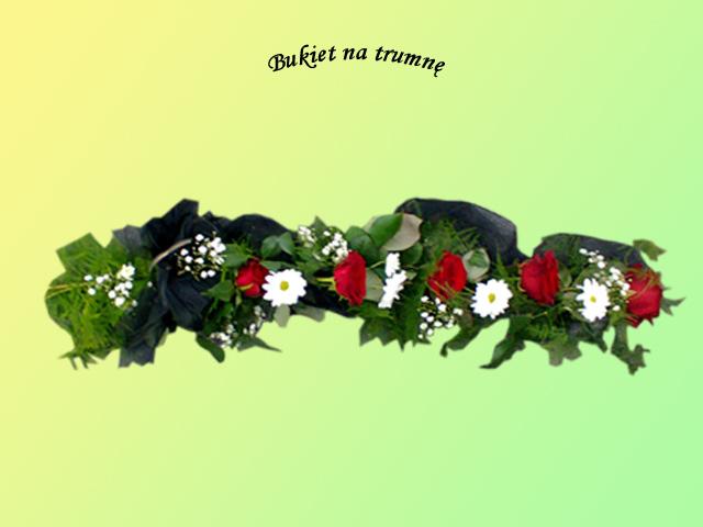Kwiaty i wieńce na grób 2 - Zakład Pogrzebowy Anioł