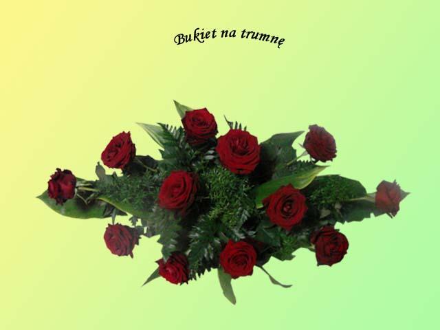 Kwiaty i wieńce na grób 3 - Zakład Pogrzebowy Anioł