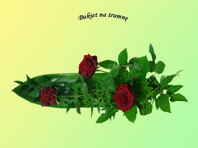 Kwiaty i wieńce na grób 4 - Zakład Pogrzebowy Anioł