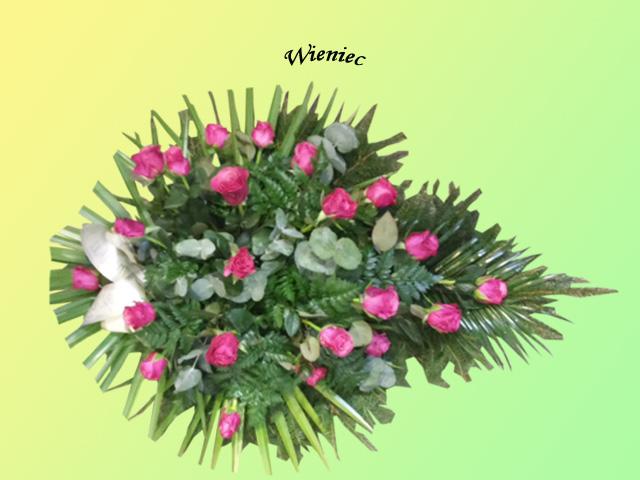 Kwiaty i wieńce na grób 6 - Zakład Pogrzebowy Anioł