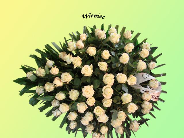 Kwiaty i wieńce na grób 7 - Zakład Pogrzebowy Anioł