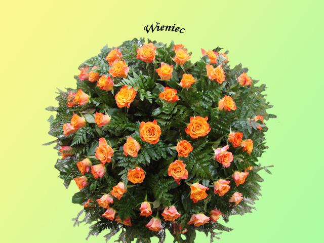 Kwiaty i wieńce na grób 8 - Zakład Pogrzebowy Anioł