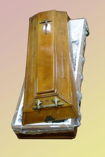 Trumny i urny 12 - Zakład Pogrzebowy Anioł