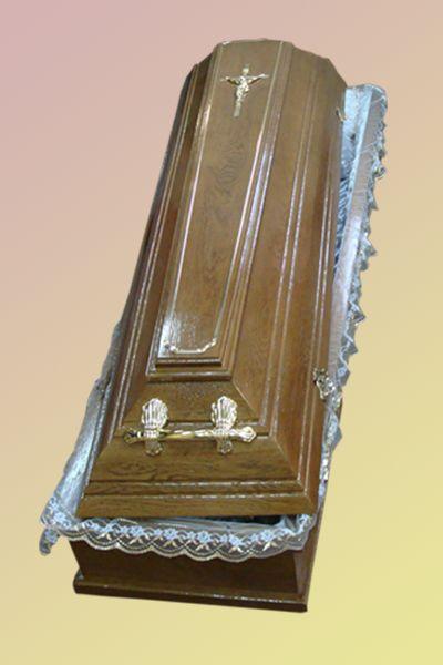 Trumny i urny 15 - Zakład Pogrzebowy Anioł