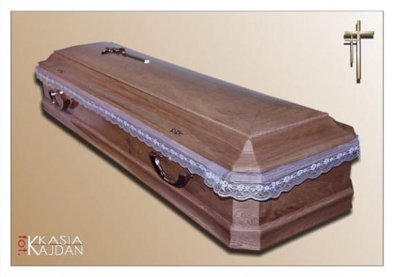 Trumny i urny 17 - Zakład Pogrzebowy Anioł
