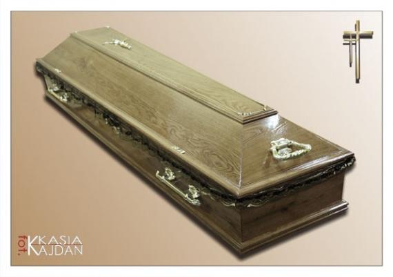 Trumny i urny 18 - Zakład Pogrzebowy Anioł