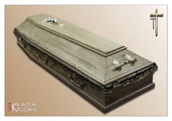 Trumny i urny 20 - Zakład Pogrzebowy Anioł