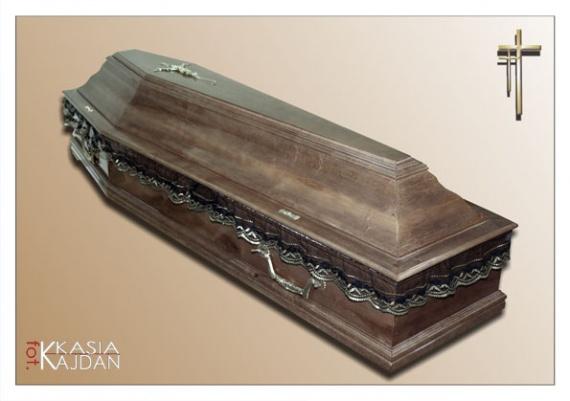 Trumny i urny 23 - Zakład Pogrzebowy Anioł