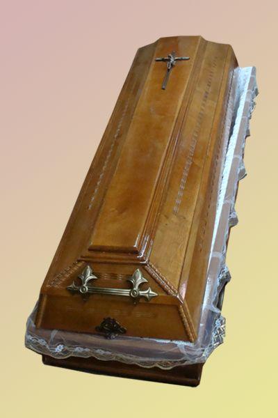 Trumny i urny 25 - Zakład Pogrzebowy Anioł