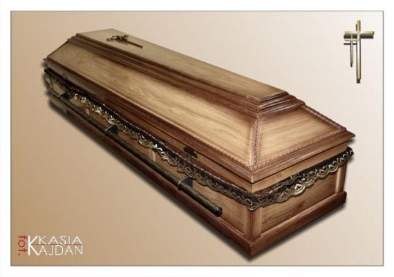Trumny i urny 26 - Zakład Pogrzebowy Anioł