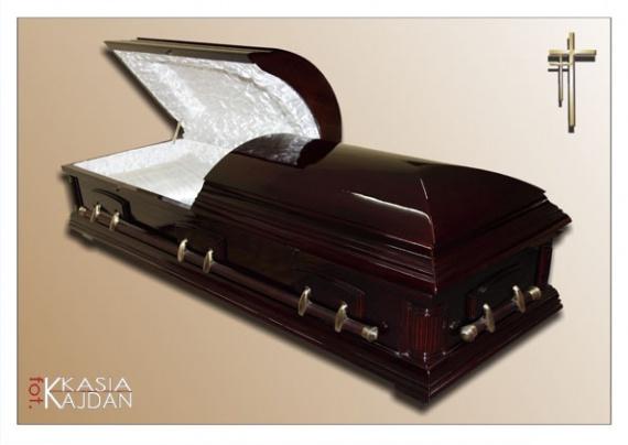 Trumny i urny 4 - Zakład Pogrzebowy Anioł
