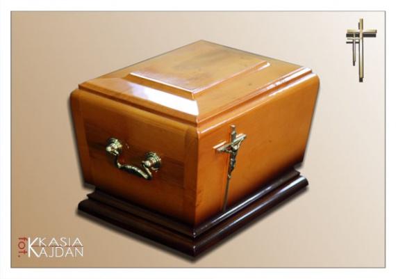 Trumny i urny 8 - Zakład Pogrzebowy Anioł